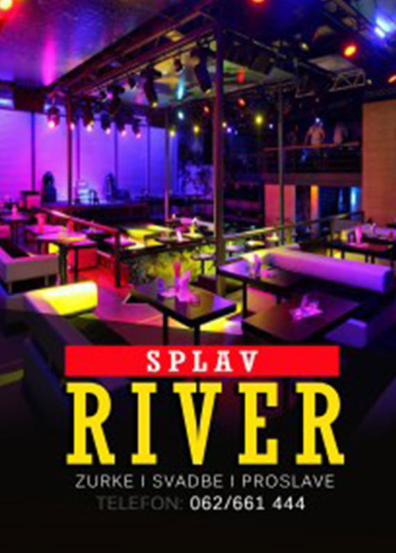 Splav River